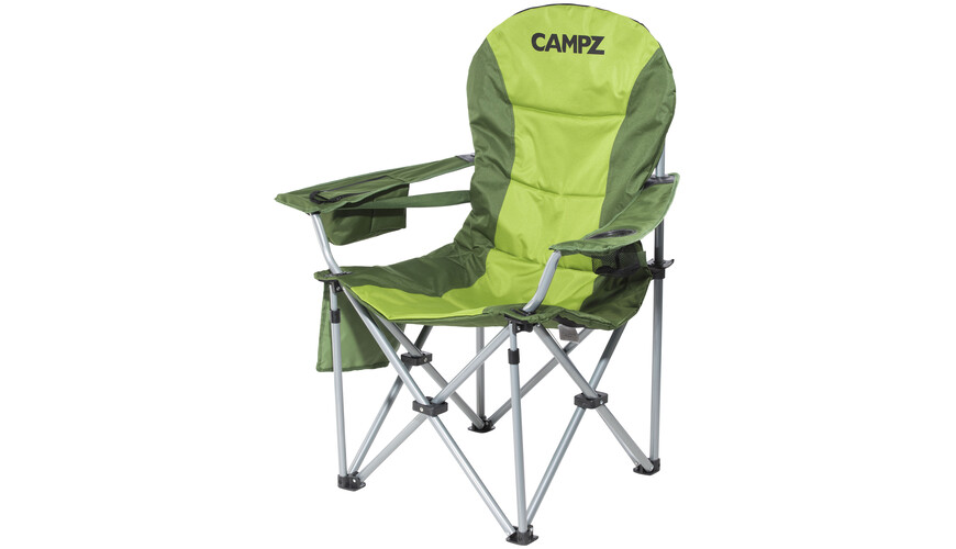 CAMPZ Deluxe Arm Chair grün